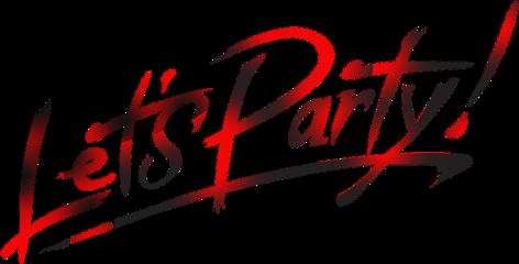 party nightclub background foreground stage