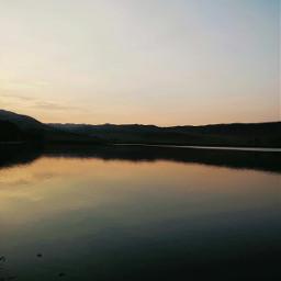 lisi lisilake evening sunset sunsetsky freetoedit