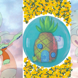 challenge spongebob sponge bob squarepants freetoedit ircsobubbly