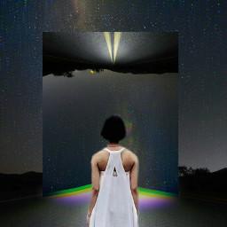 freetoedit surrealistgate glitch glitcheffect woman glitcheffect