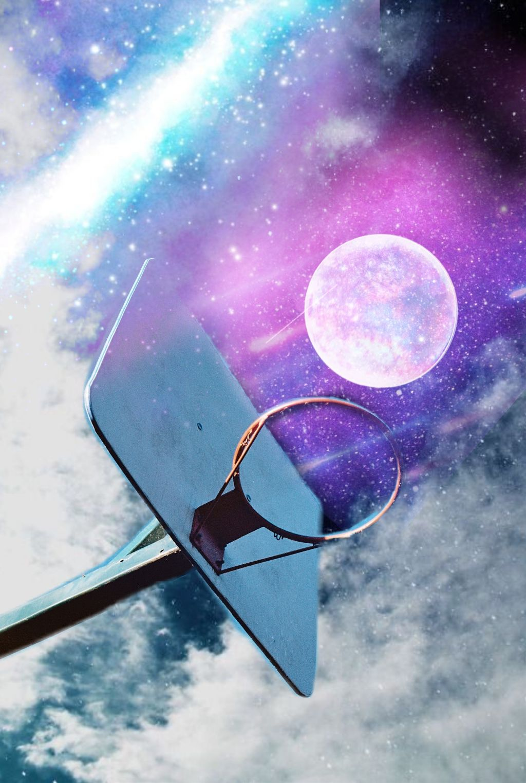 #freetoedit #Batketball #Sky #Galaxy #moon #fall #stars