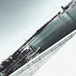 freetoedit travel harbor water sea