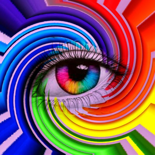 #freetoedit #eye #color. #magicfx #remix @picsart