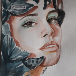 drawing watercolors fashionillustration fashionillustrator