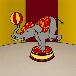 freetoedit circus elephant dccircuses circuses