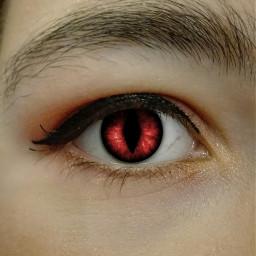 vampire vampir girl eyes makeup freetoedit