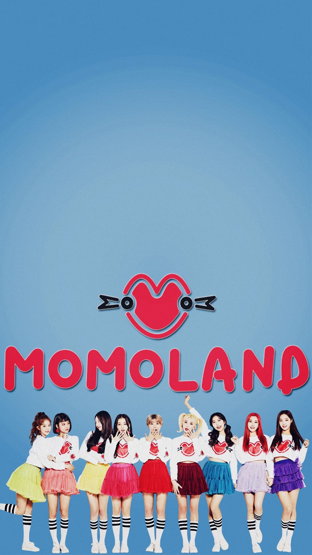Momoland Kpop Wallpaper Iphone Jooe Hyebin Nancy Jane
