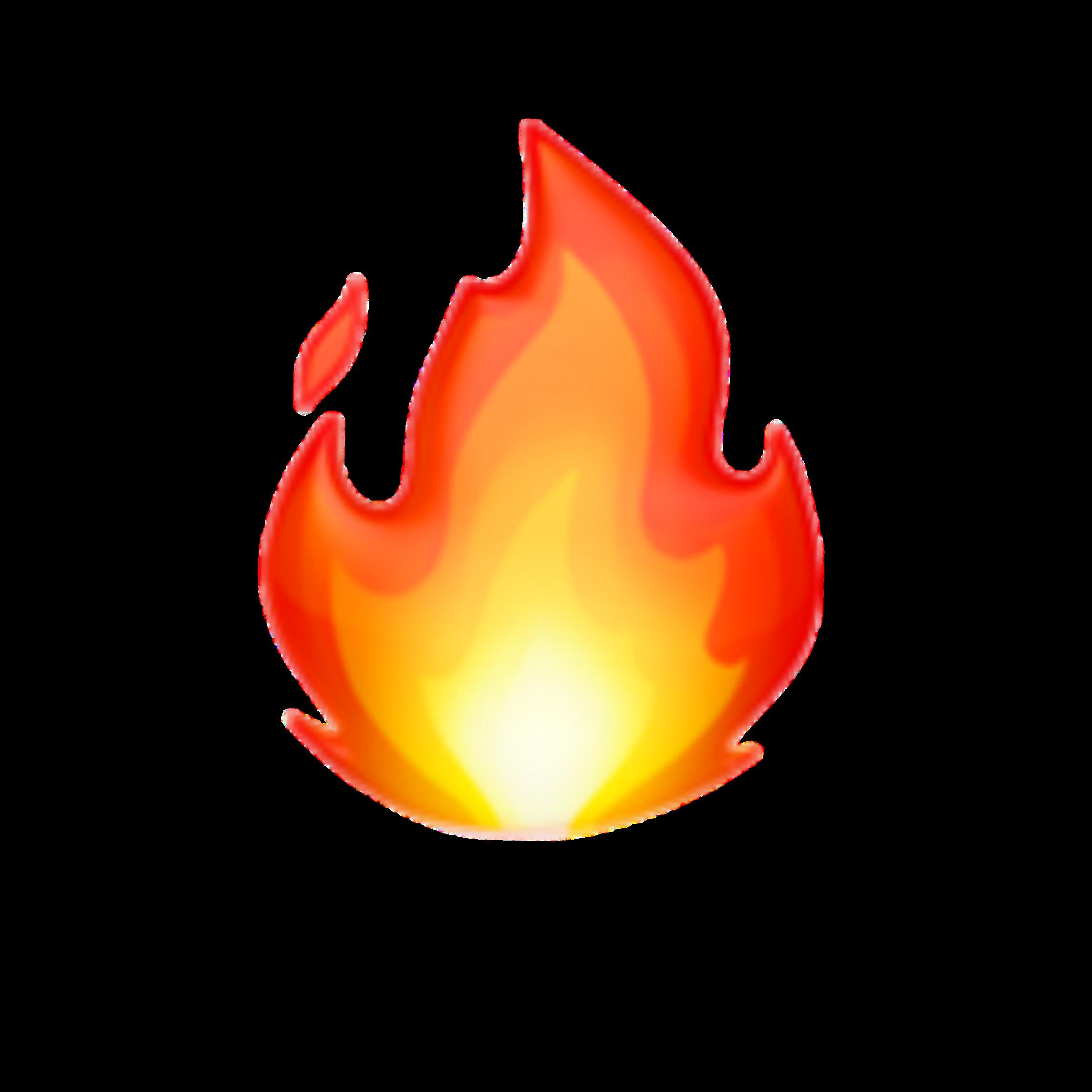 fuego emoji - Sticker by nicoles.vaque