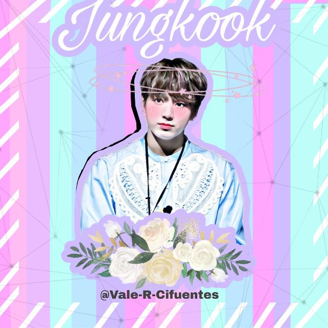 #Jungkook #idol #btsjungkookie #btsarmy #btsedit #army #pastel