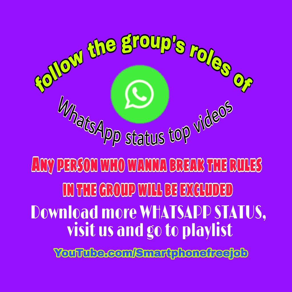 Join Facebook group if you want top WhatsApp status*