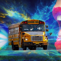 freetoedit ircyellowschoolbus yellowschoolbus