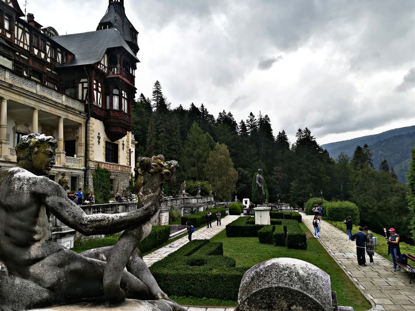 #Romania # peleşcastelmuseum