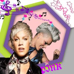 freetoedit pink singer rock