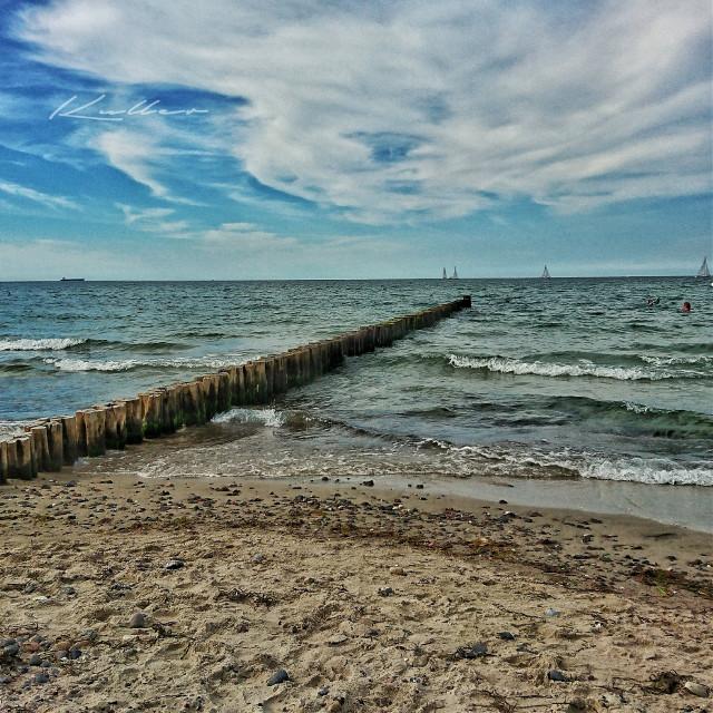 Summer Memories Erinnerungen an den Sommer  #ostseeliebe #ostsee #balticsea #beach #strand #ostseekueste #warnemünde  #freetoedit