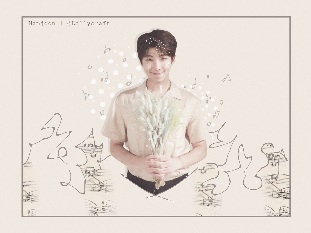 HAPPY RM DAY! 😆🎉🎉🎉🎉 -fast edit for our precious leader and killer of our hearts 😍💛  ILY💕(^o^)👑  #bts #rm #namjoon #kimnamjoon #btsrm #kpop #happyrmday #freetoedit