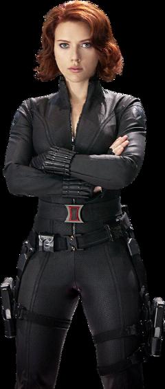 blackwidow avengers beatiful black widow freetoedit