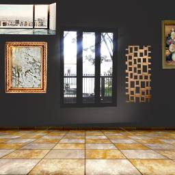 freetoedit windows floor tile wallart