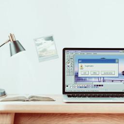 freetoedit desk lamp computer laptop