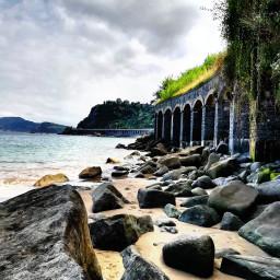 getaria paisvasco verano relax playa
