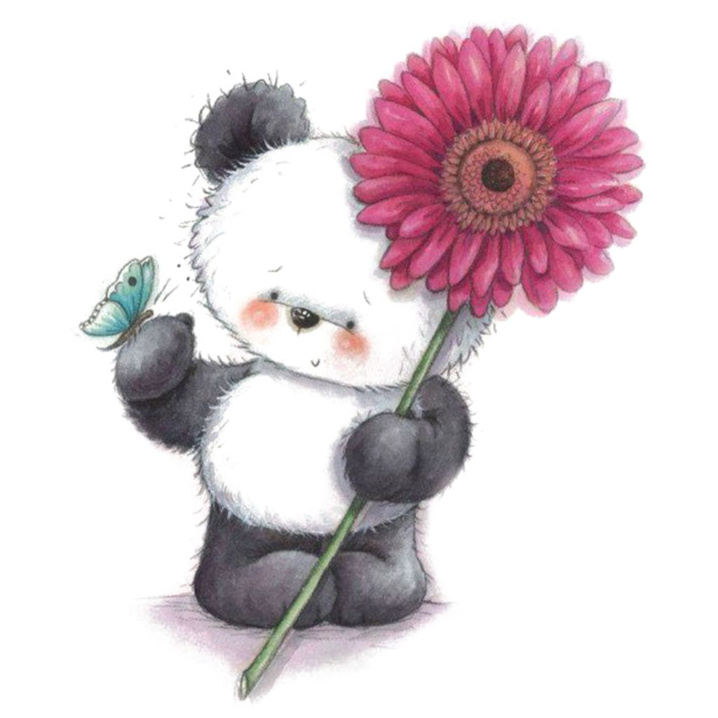 #background #wallpaper #panda #flower #cute #myedit #madewithpicsart #freetoedit