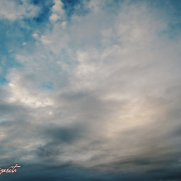 cielo clouds myphotography mylife septembermorning
