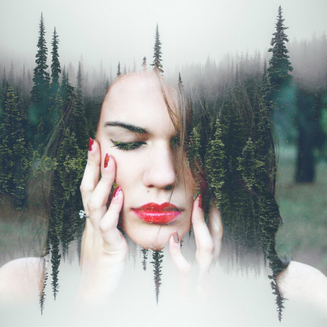 Double-exposure edit.🌲🌲🌲🌲 ¸.•*¨*•.¸☆.•*¨*•.¸♡¸.•*¨*•.¸ I accept other people using my content, as long as they give credits and don't present them as their own. If you see someone that is stealing my images, it would be great if you tell me. Some of you may not know that I spend a lot of time doing this (and I love it), and it's horrible when other people post my picture as their own, especially if they get more likes, comments and remixes than me. 💕 ¸.•*¨*•.¸☆.•*¨*•.¸♡¸.•*¨*•.¸  TAGS: @picsart #freetoedit #remixit #girl #woman #women #mujer #girls #mujeres #chica #chicas #doubleexposure #doubleexposureedit #double #exposure #edit #doble #exposición #exposicion #exposicióndoble #dobleexposición #exposiciondoble #dobleexposicion #forest #bosque #bosques #green #verde #face #faces #cara #caras  ¸.•*¨*•.¸☆.•*¨*•.¸♡¸.•*¨*•.¸
