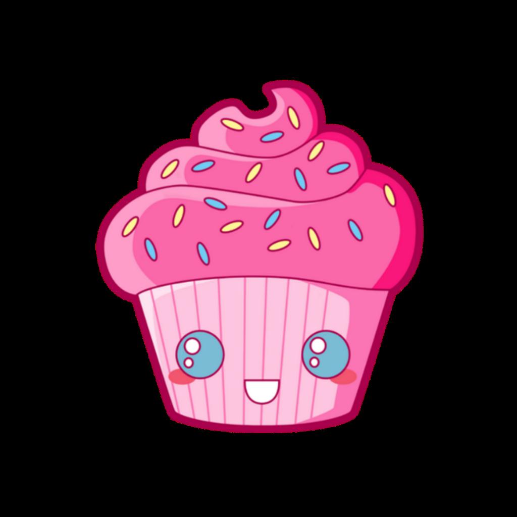 #mq #pink #cupcake #kawaii