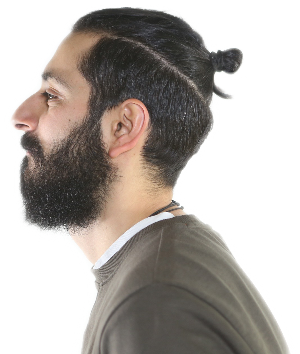 #man #beardprofile