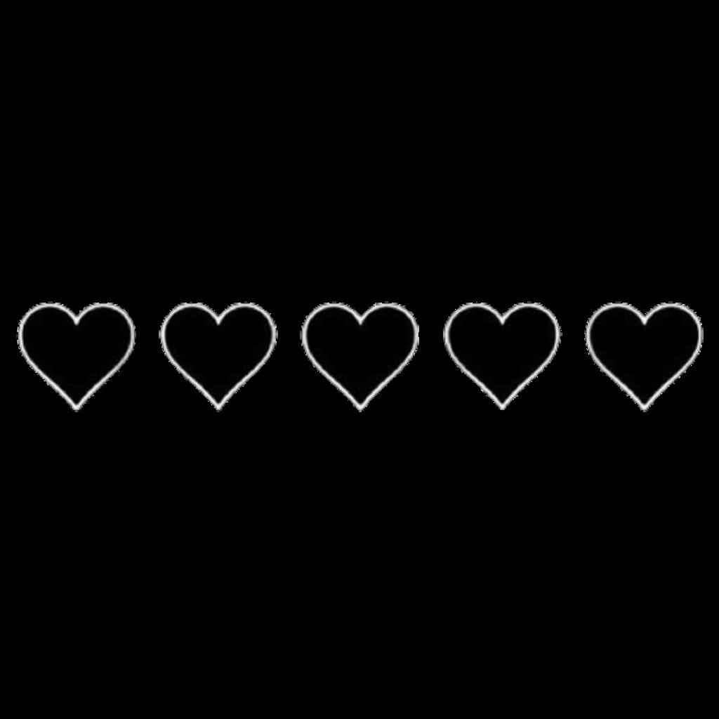 #love #black #heart