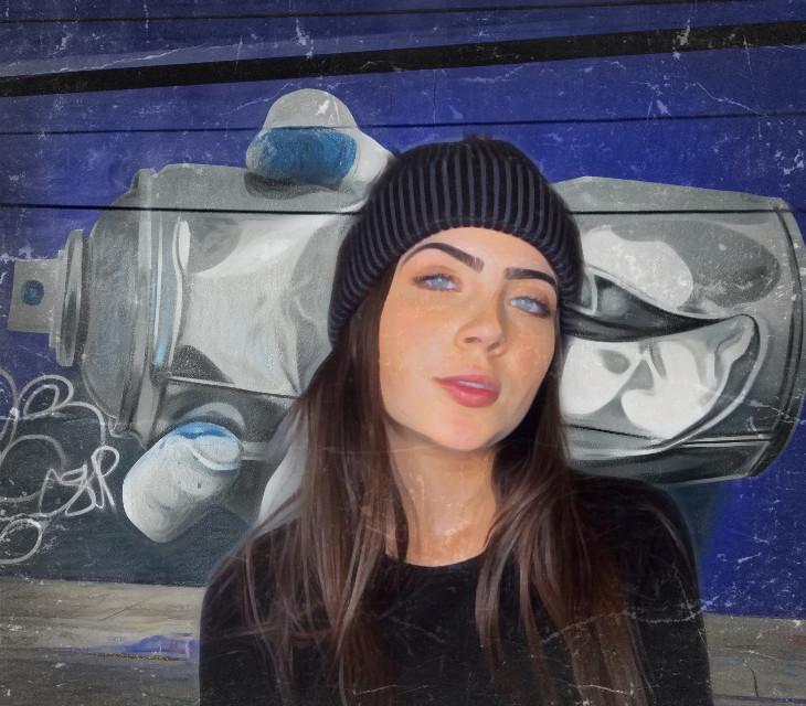 #freetoedit #remixed #graffitti #miami #art #streetphotography #street art #hip hop #culture