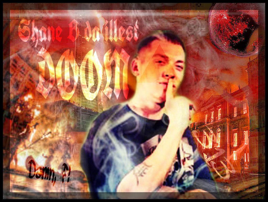YouTube Song Image Shane B da illest - Doom rap illest