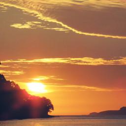 freetoedit sunset photo photography sea