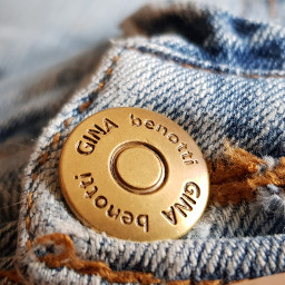 jeans button denim closeup fashion pcdenim