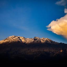 volcano iztaccihuatl mountain nature natgeo pcnaturephotography
