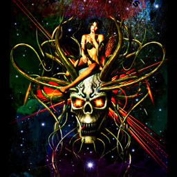 jasroinsanity fataltendencies agirlindeepthoughthere skullhead tentacles