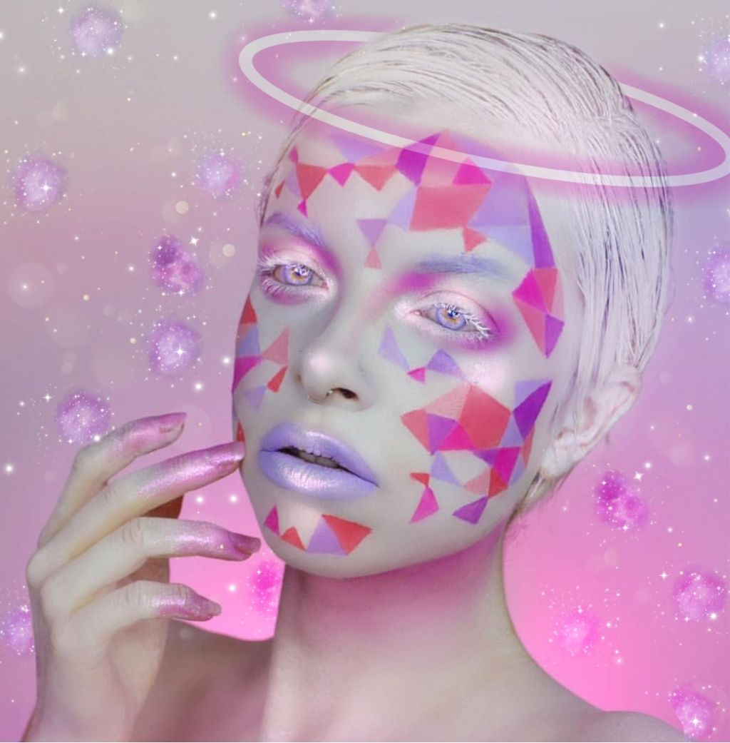 #freetoedit #angel #effort #alot #sticker #brushes #brushtool #brushtool #hopeyoulike #kimberlymargarita #goddess #amazing #makeup #youtuber #beautyguru #girlpower💪 #girlsgirlsgirls