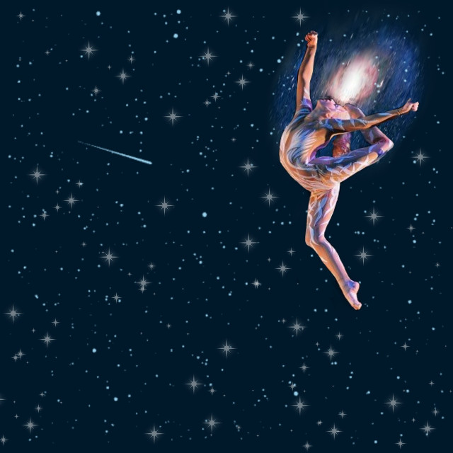 #freetoedit #galaxy #contortion #contortionist