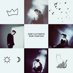cpopaesthetic cpopcollage cpopmoodboard exo exom