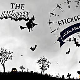 halloweenstickers🎃 halloween2018 halloweensticker newpost f4follow freetoedit