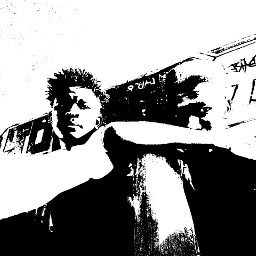 black sketchedit trizzy art wi
