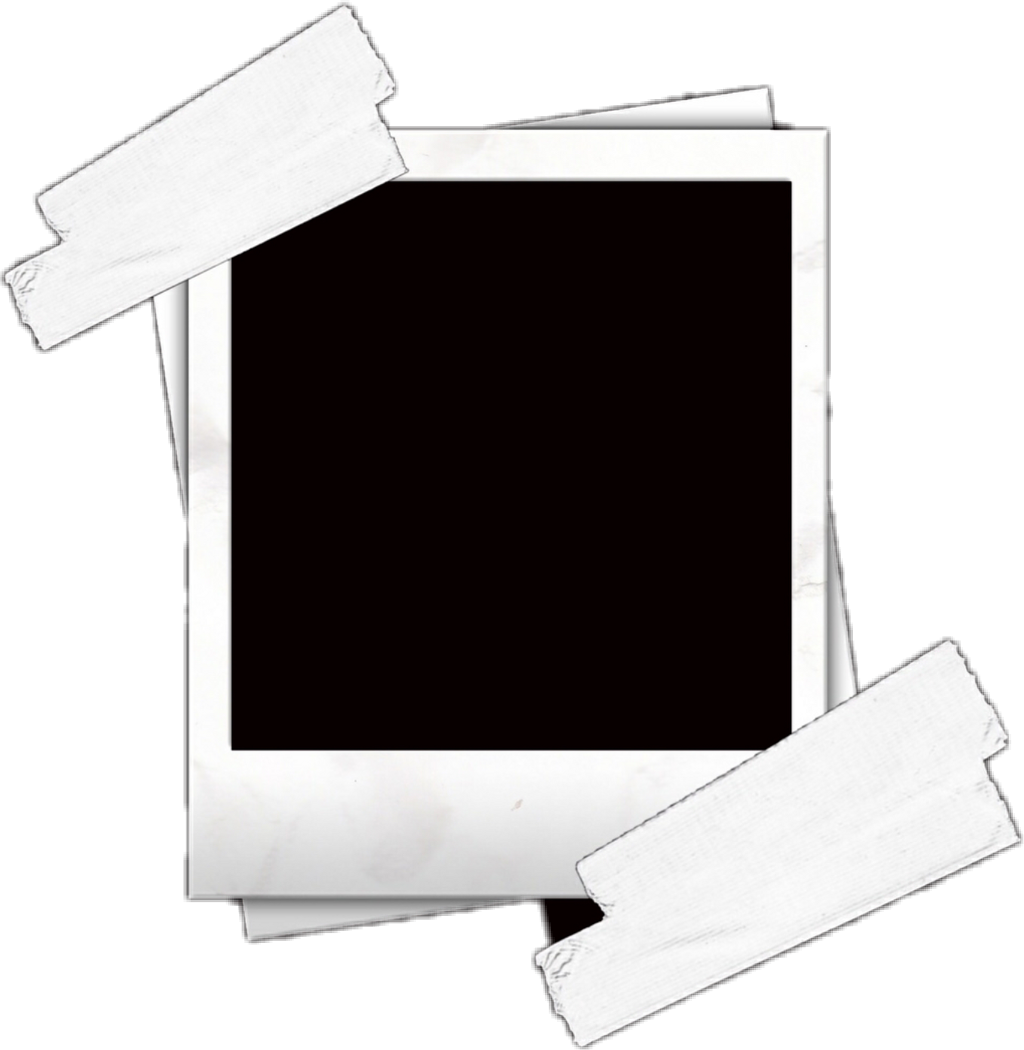 Polaroid Frame Png Aesthetic