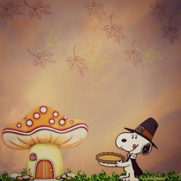 freetoedit pie snoppy mushroomhouse twilighteffect
