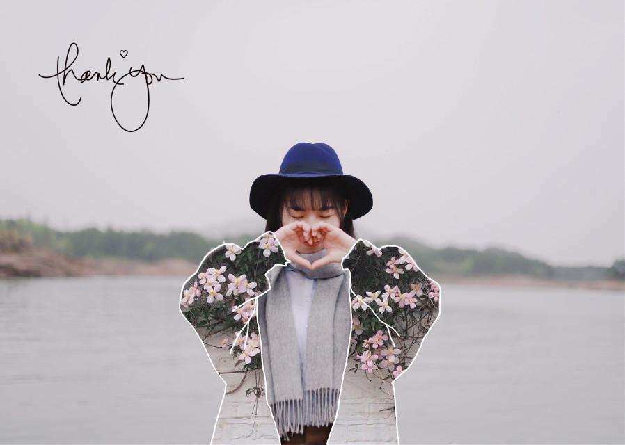 <3   ~tags~  #freetoedit #girl #thx #myedit #newedit #lines #flower #heart #nature