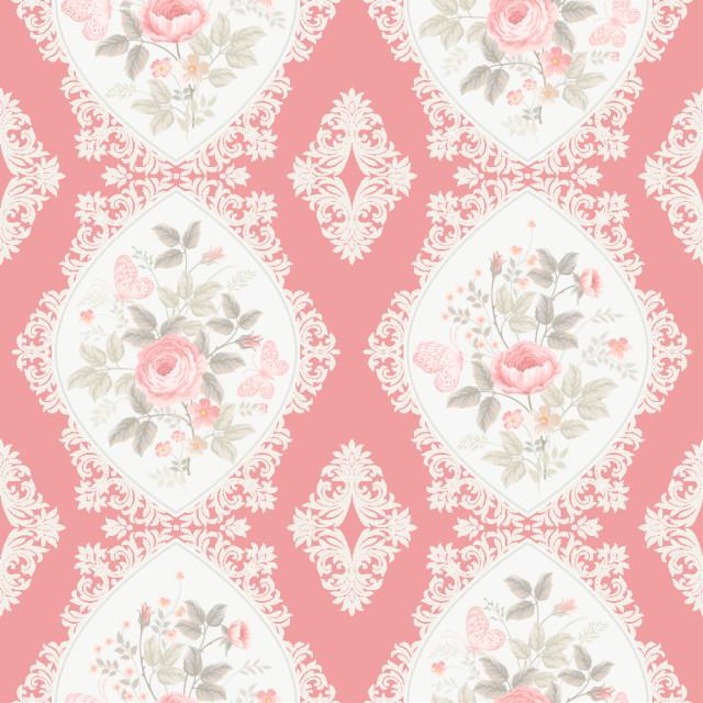 #freetoedit #backgrounds #wallpaper #lace #floralpattern #seamless #pink #myedit #madewithpicsart