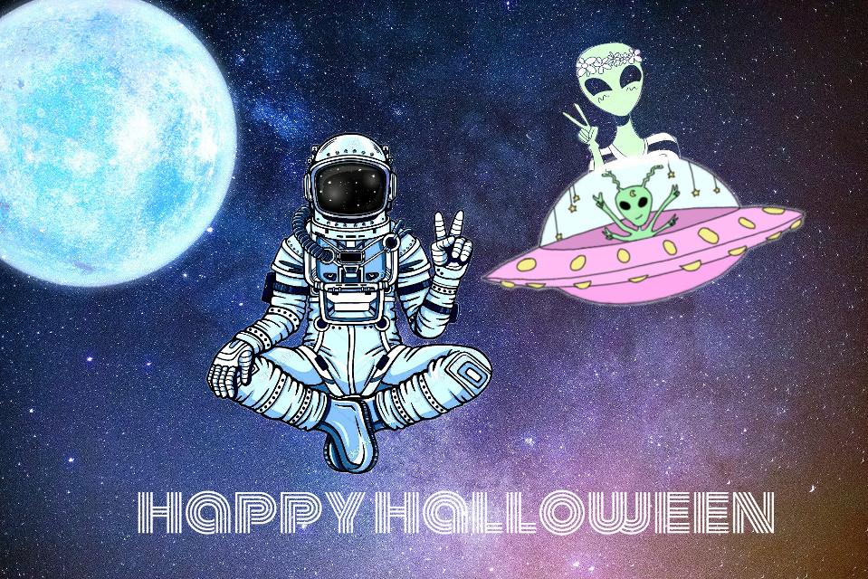 #freetoedit  #irccosmicbrilliance #cosmicbrilliance#space#astronaut#cute#peace#alien