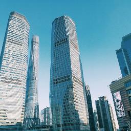 shanghai city building