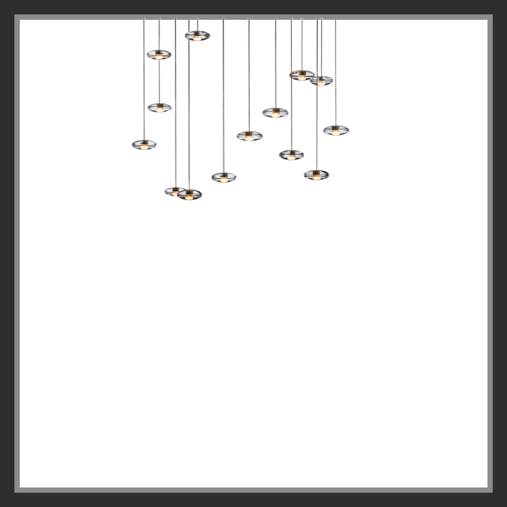 Mq Grey Lamps Hanging Frame Frames Border Borders