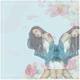 blackpink rose freetoedit kpop kpoedit