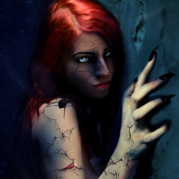 spookify halloween ghoul darkart creepy freetoedit
