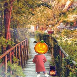 freetoedit halloween2018 mysticker joanna pajolie1